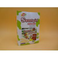 Quality Coconut Flavor Girls Chewy Milk Candy Bar Long Shape With Real Raw Material wholesale