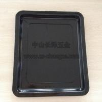 China Carbon Steel Enamel Baking Tray 45liter on sale