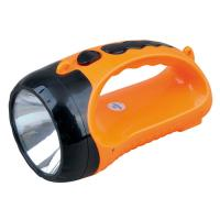 China High Lumen LED Rechargeable Torch Powerful Searchlight For Night Work on sale