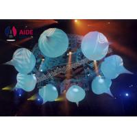 Quality Gaint Inflatable Lighting Decoration PVC Inflatable Led Light With Digital Printing wholesale