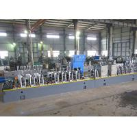 Quality Decorative Industrial Stainless Steel Tube Mill Machine With TIG Welder wholesale