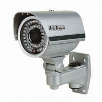 China 120ft CCTV Weather-/Vandal-resistant Camera with 3.6mm Fixed Lens and 42pcs IR LEDs on sale