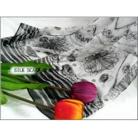 Quality Silk Scarves (Silk Georgette) wholesale