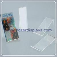 Acrylic Single Book Display Stand for sale