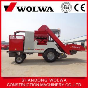 Quality W4YM-3A corn combine harvester hot sale mini combine harvester wholesale