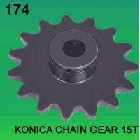 Quality CHAIN GEAR TEETH-15 FOR KONICA minilab wholesale