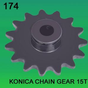 Quality CHAIN GEAR TEETH-15 FOR KONICA minilab wholesale