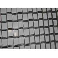 Quality 304 Stainless Steel Flat Wire Mesh Conveyor Belt Wich Loading Heavy Goods wholesale