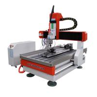 Quality Desktop 4 Axis 6090 CNC Router  Engraving Machine for Wood Metal Stone wholesale