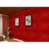Cheap Decorative Wall Paneling 3D Living Room Wallpaper for sale