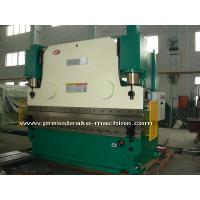 China Pneumatic Automatic Sheet Metal Bending Machine , Sheet Metal Brake Bender on sale
