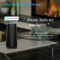 Quality Alexa Voice Control Smart AI Speaker Double Sound Track Support Android And IOS wholesale