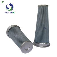 Quality Pleated Vacuum Cleaner Air Filter Cartridge PTFE Material 0112311 Model wholesale
