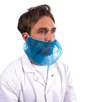 Quality Disposable PP Surgical Beard Cover Net Non Woven Mouth Cover Mask wholesale
