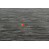 Cheap Medium Density Fibre / MDF Particle Board , 15mm / 18mm Groove MDF Slatwall Panels for sale