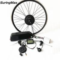 China Powerful Electric Road Bike Kit, 48v 350w Dc Brushless Gear Motor/ on sale