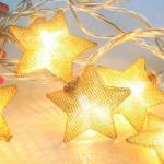 Quality Flicker Decorative LED String Lights LED Starry String Lights Home Decoration wholesale