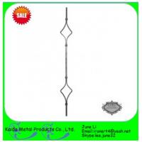 Quality wrought iron forged metal bar  for gate,stair, fence wholesale