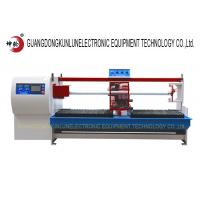 Quality HighAccuracy Semi Auto BOPP Tape Cutting Machine For PVC And FoamTape wholesale