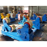 Buy cheap 20T Self Aligning Type Tank Turning Rolls Wireless Type Remote Control Box product