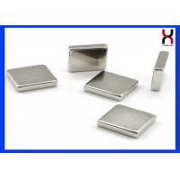 Quality Super Strong Square Block Magnet Rare Earth Magnet N52 Ndfeb Neodymium Magnet wholesale