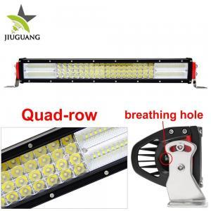 Quality Super Bright Led Work Light Bar DC 9 - 32 V Die Casting Aluminum Alloy Housing wholesale