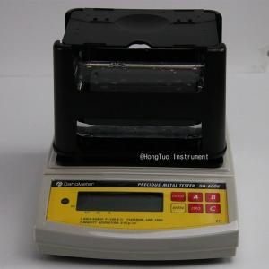 China Digital Electronic Gold Carat Meter , Portable Gold Assaying Equipment , Gold Measuring Machine on sale