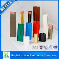 China Enduring and Solid Powder Coating Aluminum Window and Door Profiles on sale