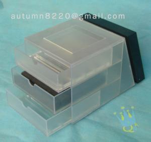 Quality BO (30) acrylic playing card case wholesale