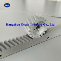 China Linear Motion CNC Machine 55HRC Rack And Pinion Gear System on sale