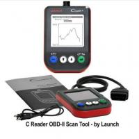 Quality Launch Code Reader CreaderV Stand alone operation Works with allOBD-II/EOBD/JOBD(Becky) wholesale