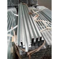 Quality High Performance Solar Panel Roof Mounting Systems In Galvanized Steel / SUS 304 wholesale