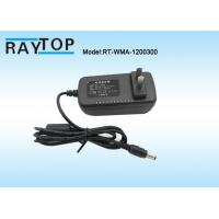 Quality 110V AC Input US Plug Wallmount AC/DC Power Adapter 12V 3A UL Certified wholesale