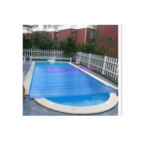 Cheap Above Ground Pool Swimming Pool Control System Transparent Blue Pvc Material Cover Of