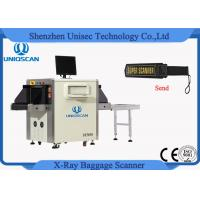 Quality Digital Airport Baggage Scanner , Security Scanning X Ray Baggage Inspection System wholesale