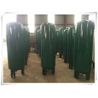Quality Easy Installed Compressed Air Storage Tank , Compressed Air Accumulator Tank wholesale