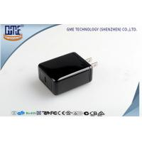 Quality 100-240VAC Briliant Black 5V 3A  Type - C Charger for Quick Charging wholesale
