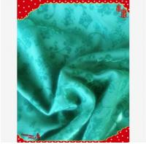 Quality Cotton knitting fabric flocking Roman cloth fabric/Jacquard knitted fabrics wholesale