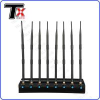 Quality High Power Gps Tracking Jammer , Multifunctional Wifi Gps Blocking Device wholesale