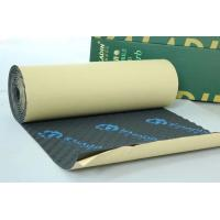 Quality Cars Refit Foam Sound Absorption Pad Release Paper Adhesive Acoustic Foam Sheets wholesale