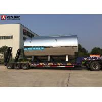 WNS 1 Ton 2 Ton 4 Ton Oil Steam Boiler For Pharmaceutical Industry