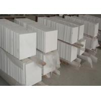Quality Oriental White Marble Pre Cut Natural Stone Tile For Living Room Decoration wholesale