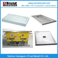 China SMC compression shower base mould sanitary mould compression mould in Taizhou on sale