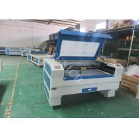 China Acrylic / plywood/ MDF 80w 1200*900mm Co2 laser cutting machine with CE on sale