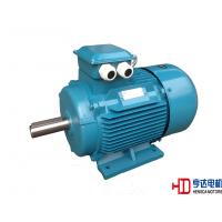Quality Small 2 Pole Low Voltage Electric Motor Efficiency 380V 50HZ For Mining Industrial wholesale
