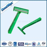 Quality Disposable Plastic Ladies Travel Razor Medical Women Body Razor With Comb wholesale