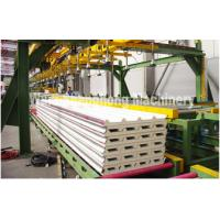 Quality High Durability Easy Management PU Sandwich Panel Machine Continuous wholesale