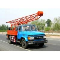 Cheap Mobile Drilling Rigs ST-100 Drilling Capacity 300M Geological Drilling Rig for sale