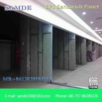 Quality Civil Construction Cheap Soundproof Foam EPS&Concrete Sandwich Panel wholesale