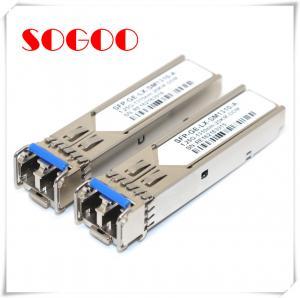 Quality Finisar 10G SR Optical Fiber Transceiver Mini GBIC Compatible Alcatel-Lucent SFP-10G-SR wholesale